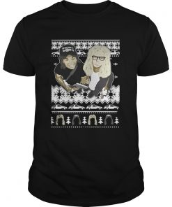 Guys Wayne's World knitting pattern all over print