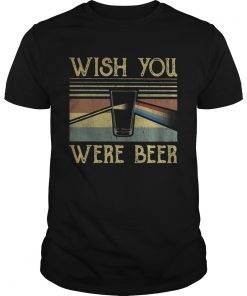 Guys Wish You Were Beer Pink Floyd vintage