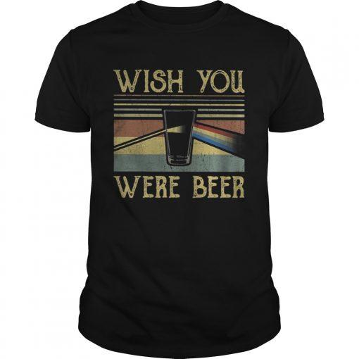 Guys Wish You Were Beer Pink Floyd vintage