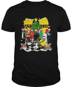 Guys Wu Tang Clan Christmas Simpsons