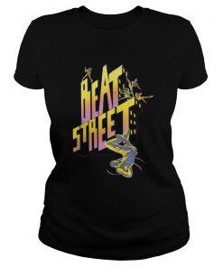 Ladies Tee Beat Street Breakdown