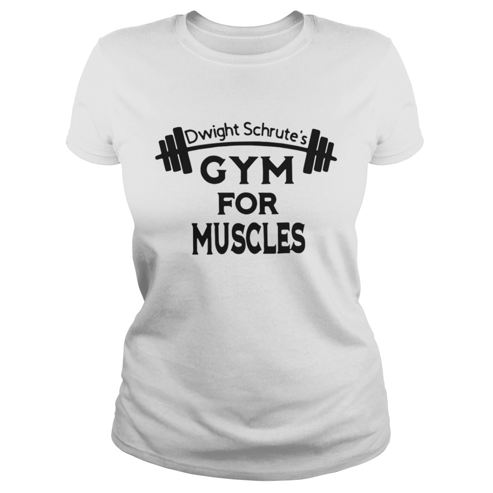 Gym for Muscles Shirt