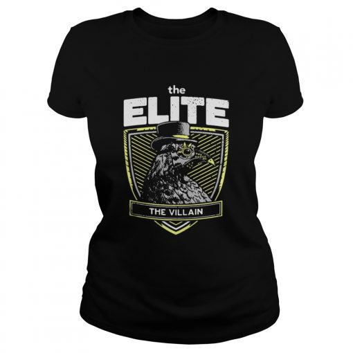 Ladies Tee Marty Scurll The Elite The Villain