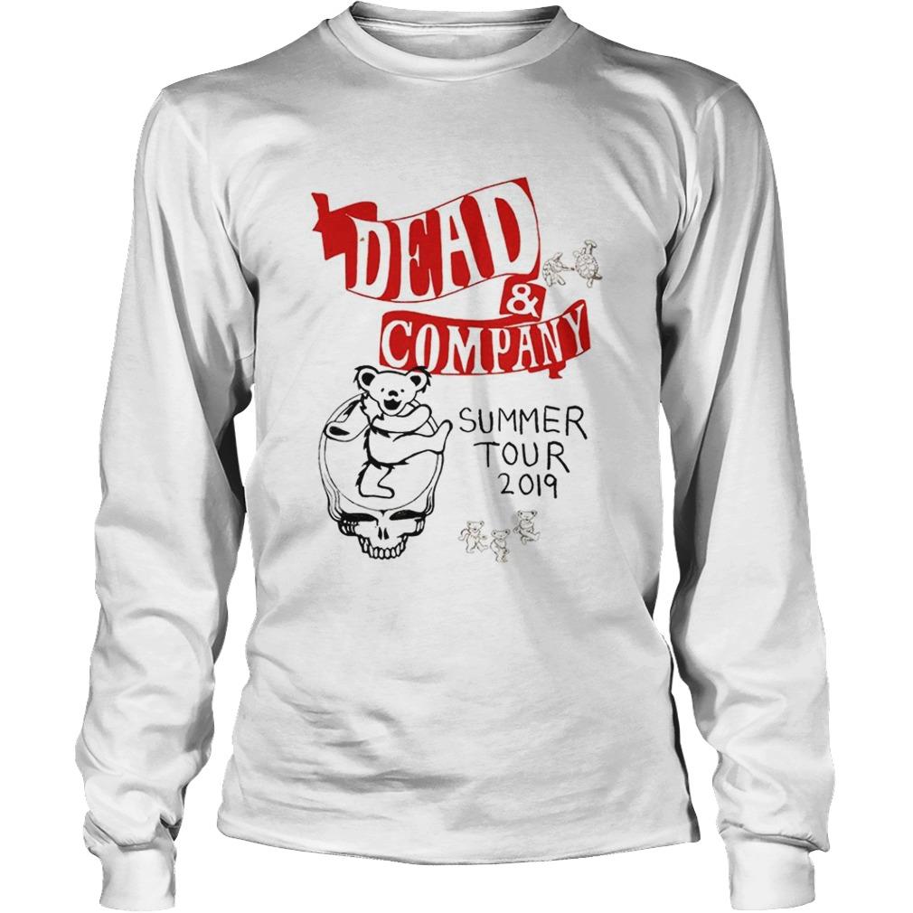 Dead & Company summer tour 2019 shirt