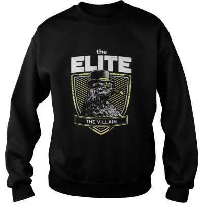 Sweatshirt Marty Scurll The Elite The Villain