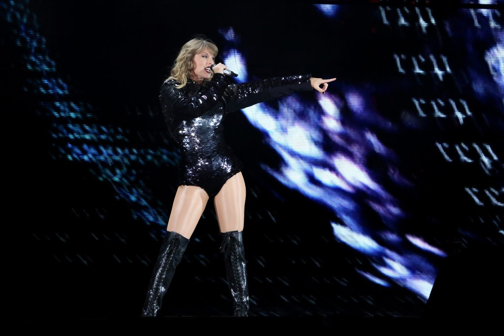 Taylor Swift Said to Use Facial Recognition to Identify Stalkers