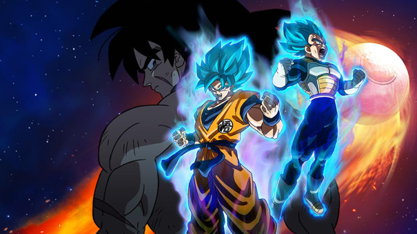 'Dragon Ball Super Broly' Sets Wednesday Aflame With $7M+ Opening