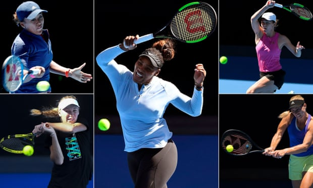 Australian Open 2019 Five to watch in the women's draw