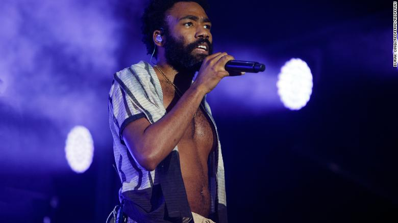 Childish Gambino is one of the headliners set for this year's Bonnaroo festival.