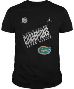 Guys 2018 Chick Fil A Peach Bowl Champion Shirt