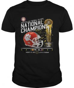 Guys 2019 College football playoff national champions 44 16 shirt