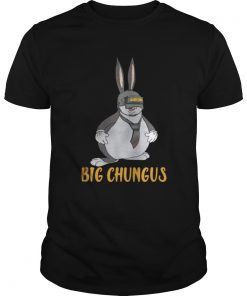 Guys Big Chungus PUBG shirt