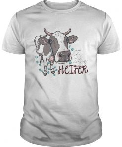 Guys Cows Not Today Heifer Shirt