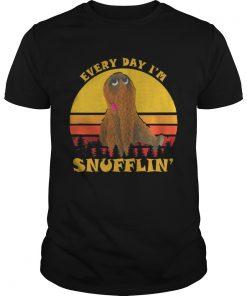 Guys Everyday Im Snufflin Shirt