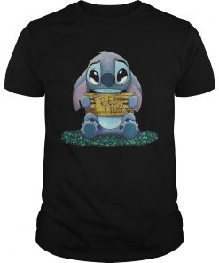 Guys Free hugs Stitch shirt