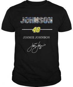 Guys Johnson 48 jimmie johnson shirt