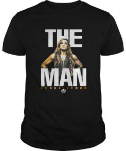Guys Mineral Wash The Man Becky Lynch Shirt