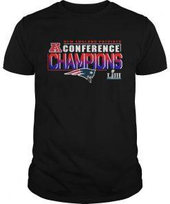 Guys Patriots Afc Championship 2018 Shirt