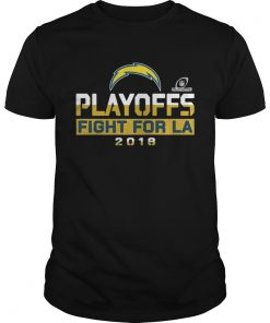 Guys Playoffs fight for la Los Angeles 2018 shirt