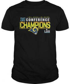 Guys Rams NFC Championship Games Shirt
