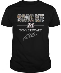 Guys Smoke 14 Tony Stewart shirt