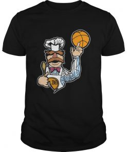 Guys Swedish Chef Curry shirt