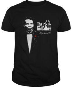 Guys The Godfather Muhammad Ali shirt