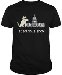 Guys Total shut show shirt