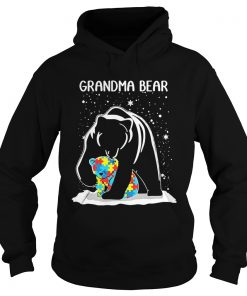 ad9f19918 The product is already in the wishlist! Browse Wishlist · Guys Grandma Bear  Autism shirt