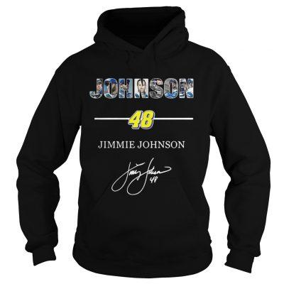 Hoodie Johnson 48 jimmie johnson shirt