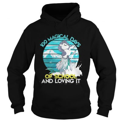 Hoodie Magical Days Of School And Loving It Shirt