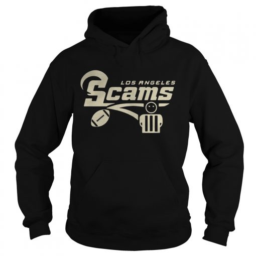 Hoodie Official Los Angeles Scams Shirt