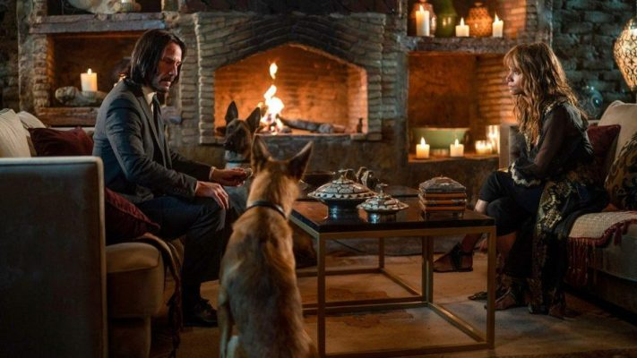 'John Wick 3'LIONSGATE AND MARK ROGERS