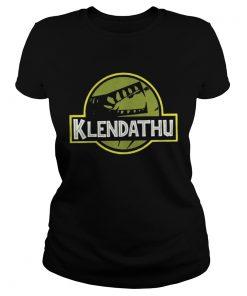 Ladies Tee Official Klendathu Unisex Shirt
