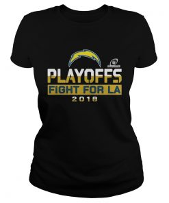 Ladies Tee Playoffs fight for la Los Angeles 2018 shirt