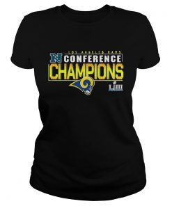 Ladies Tee Rams NFC Championship Games Shirt