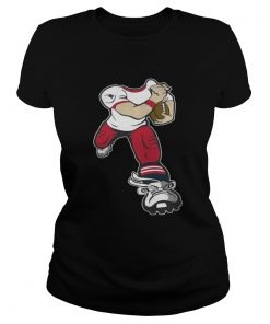 Ladies Tee Toddler Patriots T Shirt