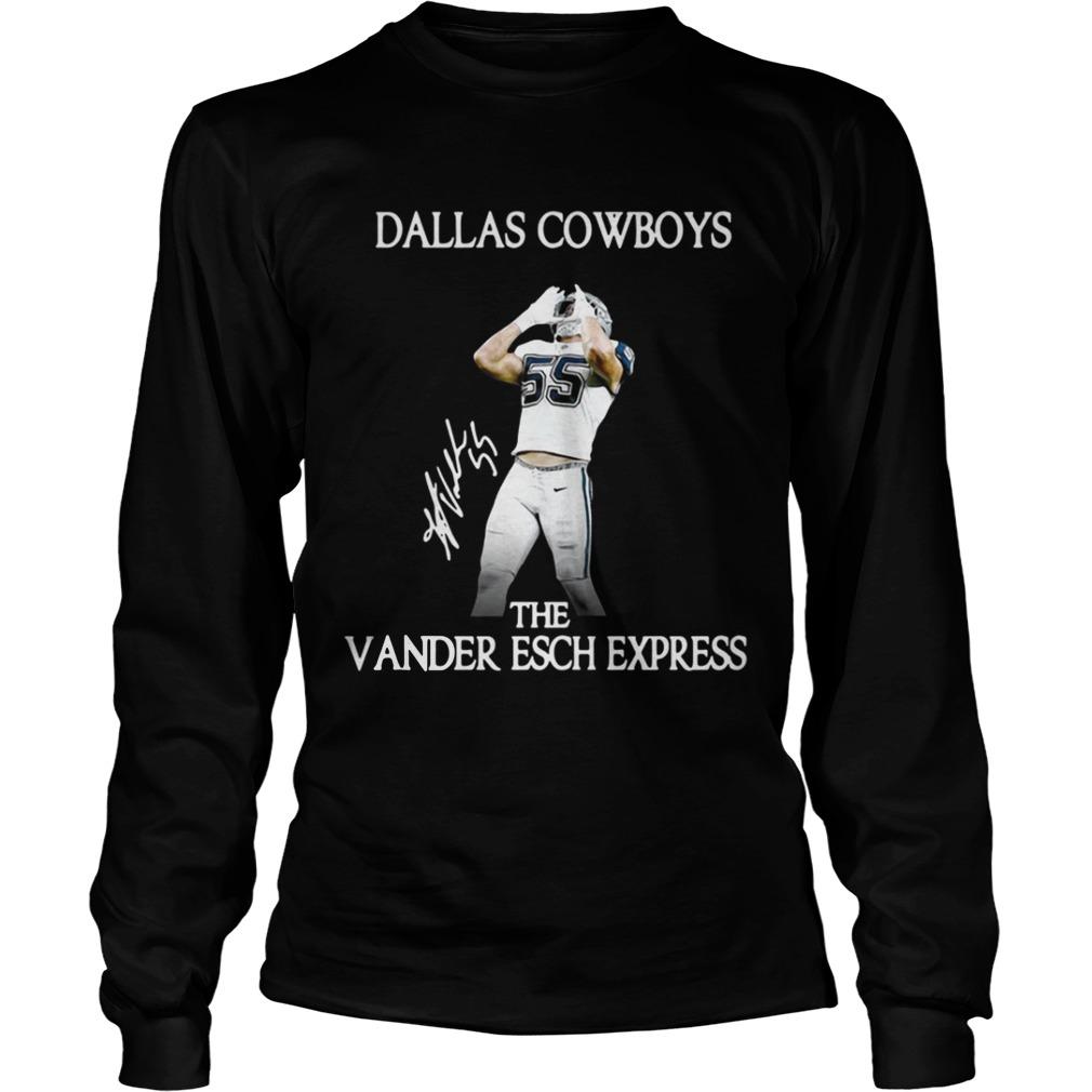 sports shoes 31e9f d9cf5 Dallas Cowboys The Vander Esch Express shirt