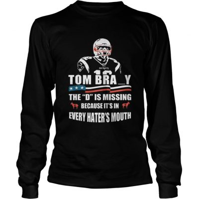 Longsleeve Tee TomBrady Shirt