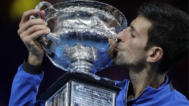 Novak Djokovic defeats Rafael Nadal to earn his seventh Australian title