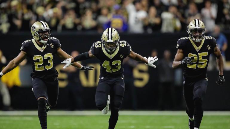 Rams vs Saints final score takeaways L.A. wins in OT to reach Super Bowl LIII NFL admits blown call late