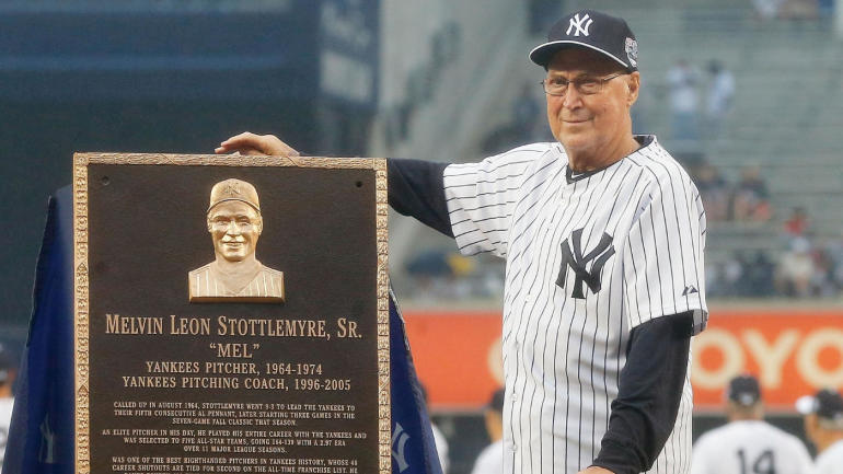 Stottlemyre had battled bone marrow cancer for years