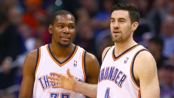 Why is Kevin Durant making a special trip back to Oklahoma City to honor a former teammate Because it's Nick