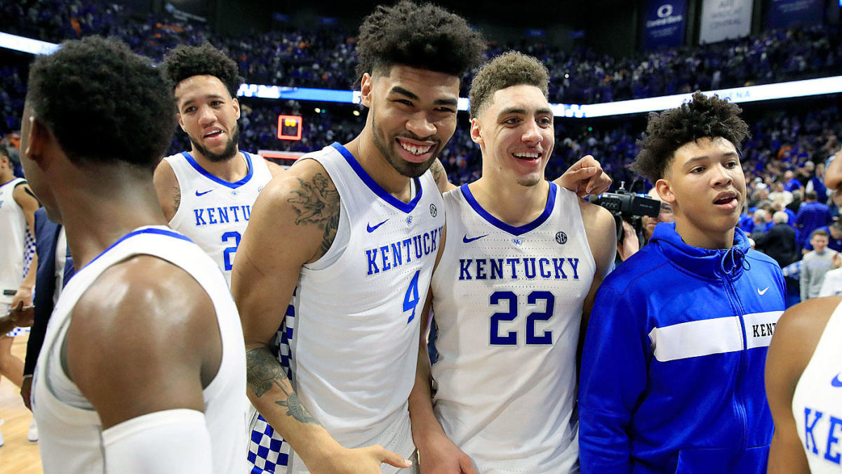 College basketball podcast How Kentucky beat (and humbled) Tennessee at Rupp Arena