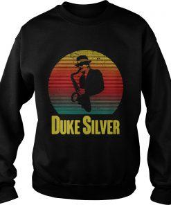 Duke Silver Sweater