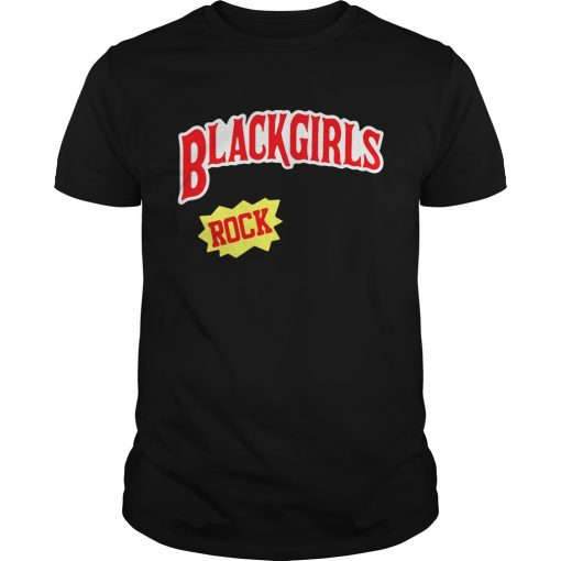 Guys Blackgirls rock shirt