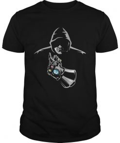 Guys Thanos Bill Belichick Shirt