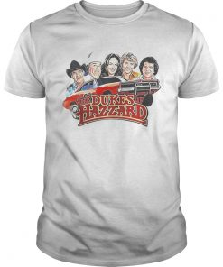 Guys The Dukes of Hazzard shirt
