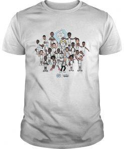 Guys Unc tykes shirt