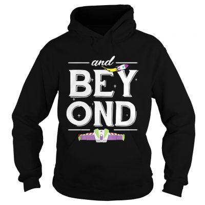 Hoodie And bey ond shirt